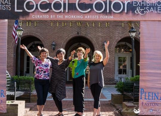 Local Color Prospectus Release