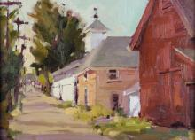 """Alley"" by Jill Carver, 2007"