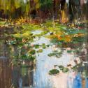 "Stephanie Amato: ""The Water Lily Pond"""