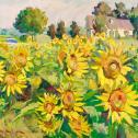 """Natalia Andreeva: """"On the Sunny Side"""""""