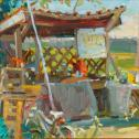 "Suzie Baker OPA: ""Bill Eason's Sunflowers for Sale"""