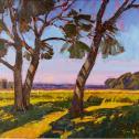 "Tim  Beall: ""Shore Landscape"""
