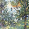 John Michael Carter, OPAM:  ̏Normandie in Dappled Sunlight˝.
