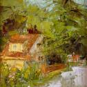 "David Diaz: ""Corner Cottage"""