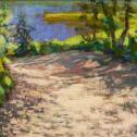 """Jill Glassman: """"Tuckahoe Path"""""""