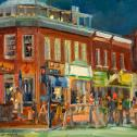 "Elaine Lisle: ""Rocking Nocturne at the Avalon"""