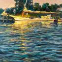 "Leonard Mizerek, F, ASMA: ""Skipjack Reflections"""
