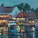 "Leonard Mizerek: ""Dock and Dine"""