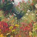 """Diane DuBois Mullaly: """"Pollinator's Paradise"""""""