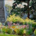 """Sandra Corpora: """"Windmill Garden"""""""