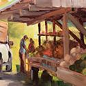 "Julie Riker: ""Farm Stand"""