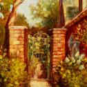 "Angela Trotta Thomas: ""Garden Walk"""