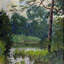 "John T. Eiseman: ""Papermill Creek Corner"""