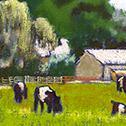 "Alice Laputka: ""Oreo Cows"""