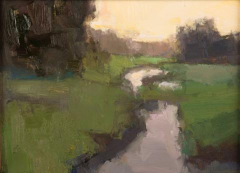 Artist Valerie Craig Plein Air Easton