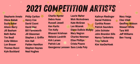 2021 Competition Artists
