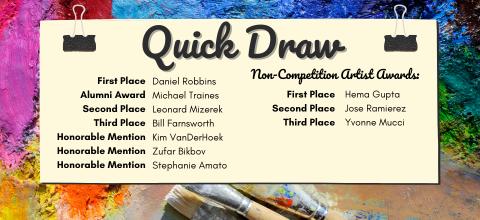 Quick Draw Winners 2021
