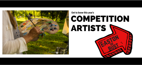 PAE Competition Artists