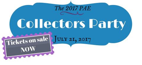 PAE2017 Collectors Party