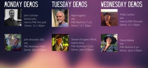 Demos in Oxford July 13-15