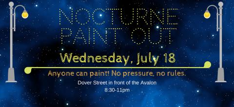 Nocturne Paint Out