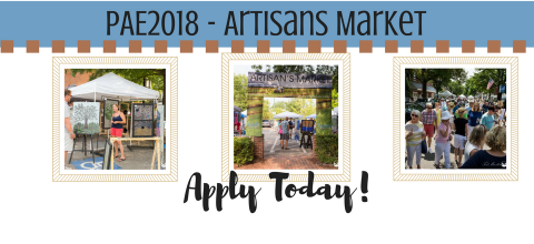 Artisans Market - Apply Today