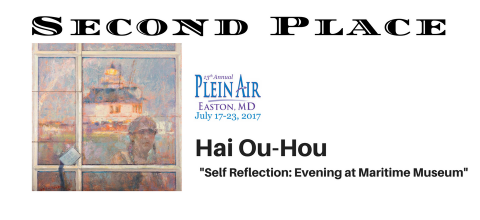 Second Place Winner Hai Ou-Hou PAE2017