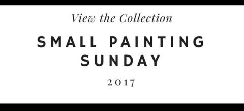 Small Painting Sunday