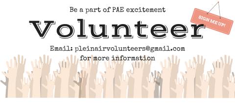 Volunteer for PAE